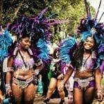 Notting Hill Carnival, London 2022, UK