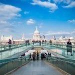 London's Tate Modern to Borough Market