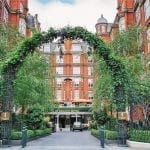 St Ermin's Hotel Westminster: of Spies and Shards