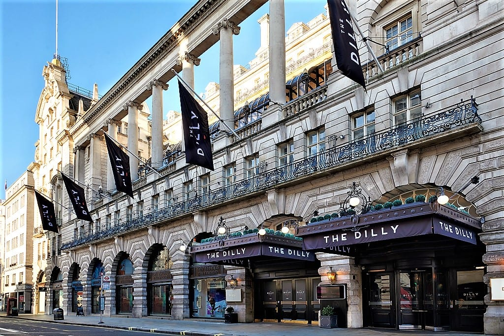 The Dilly Hotel Piccadilly London