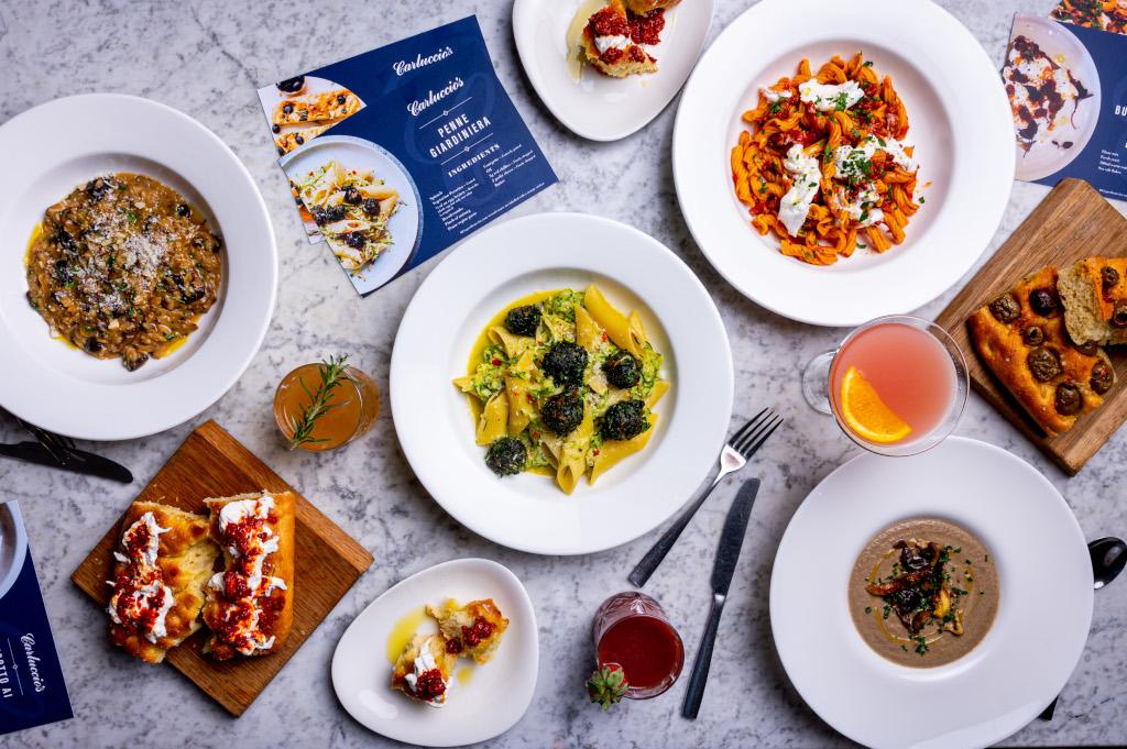 Plateaway restaurant meal kits