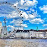 Streets of London : Southbank London Walk