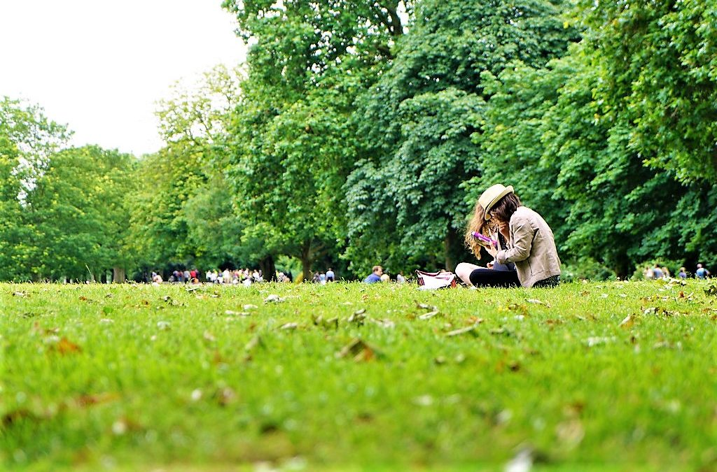 7 Central Parks in London for All Seasons