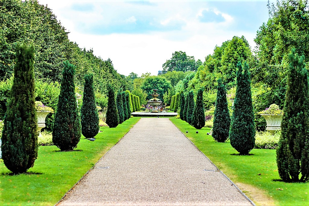 Regent's Park is the largest of our parks in London