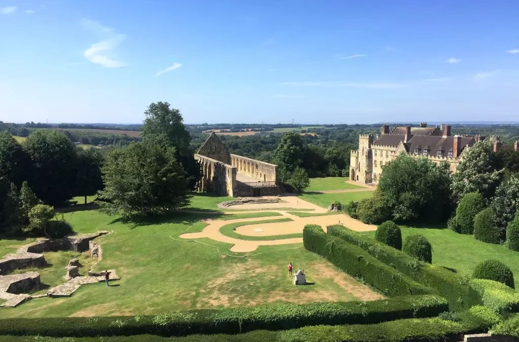 Three Castles on a 1066 Country Day Trip