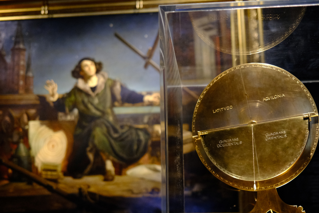 Copernicus Conversations with God National Gallery