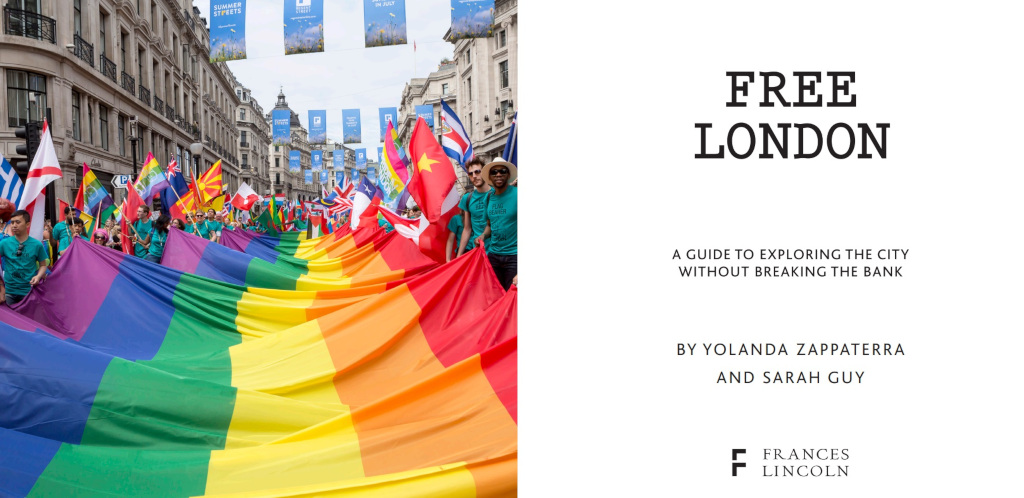 Free London London Guide Books
