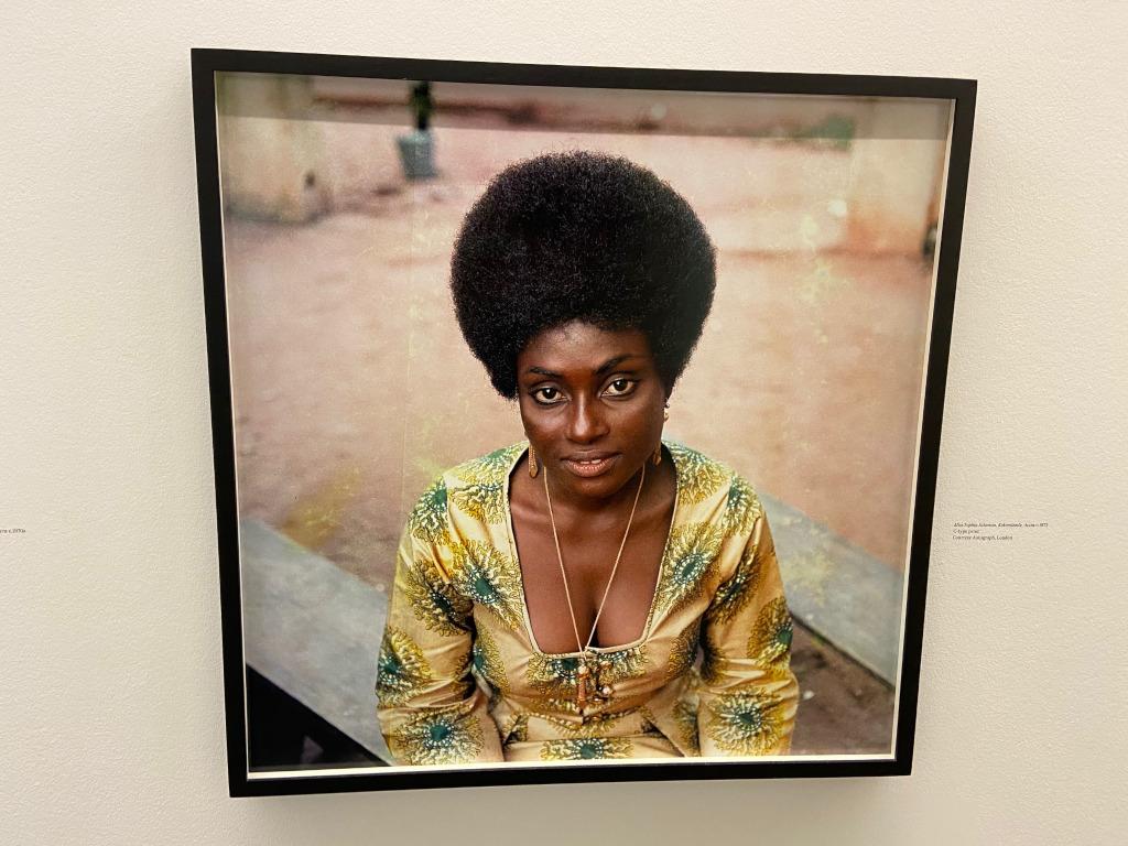 Miss Sophia Salomon, Kokomlemte, Accra