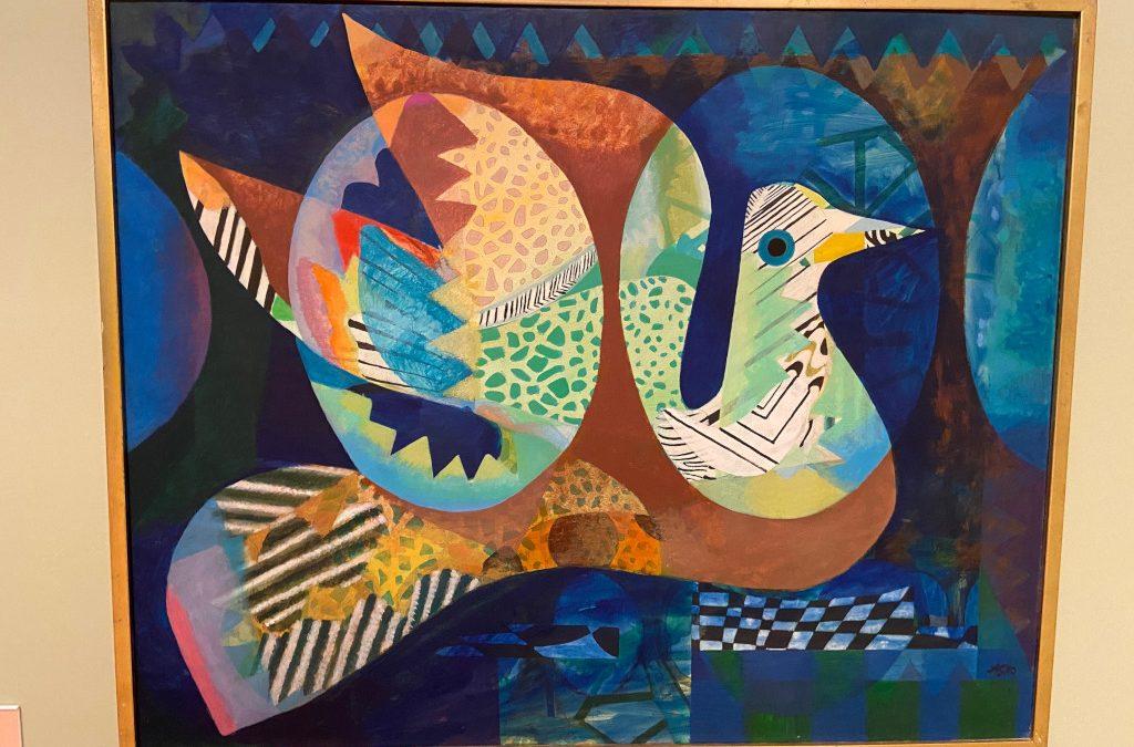 Angel of Anarchy: Eileen Agar, Whitechapel Gallery