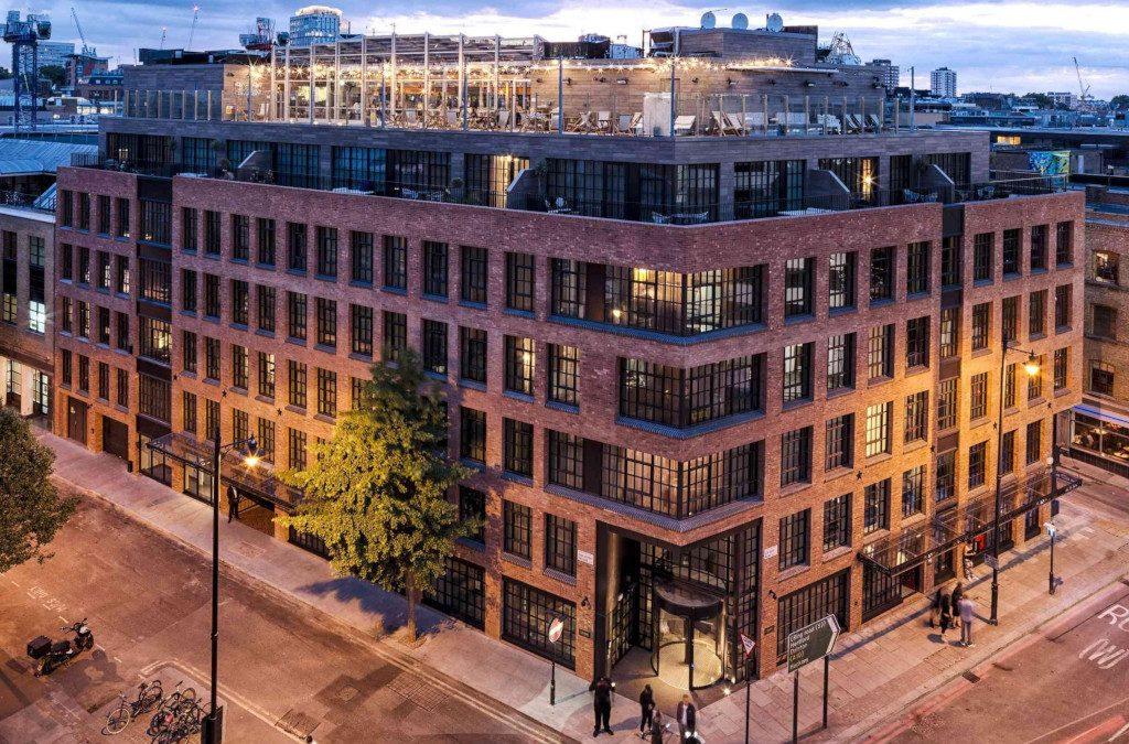 Mondrian Shoreditch to Open July