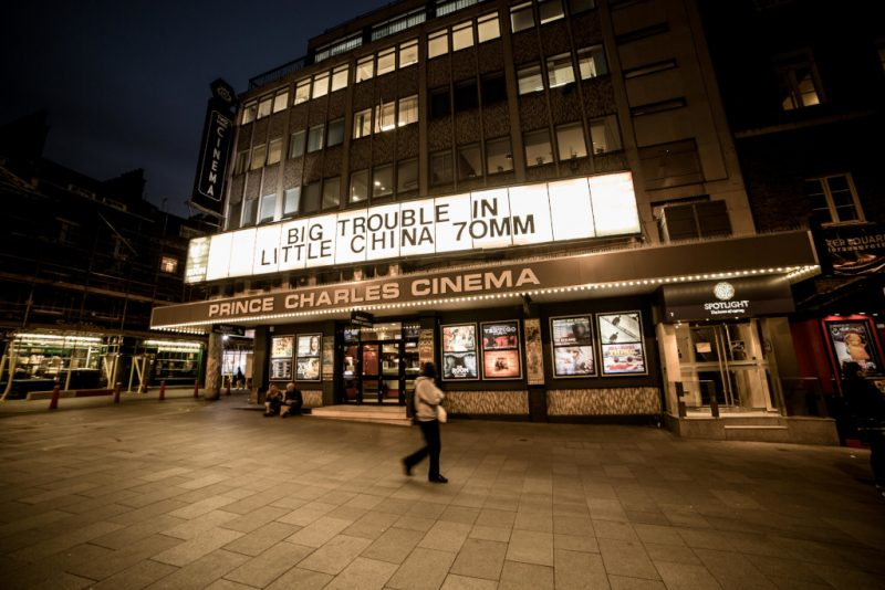 Prince Charles Cinema, Leicester Square