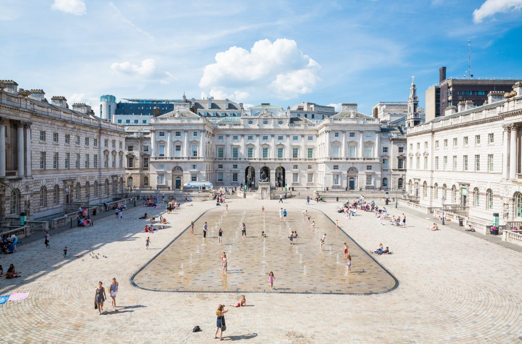 Somerset House Reopens with Summer Programme