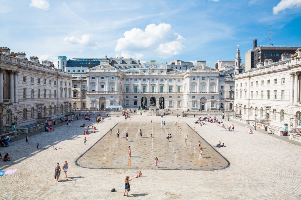 Somerset House Reopens