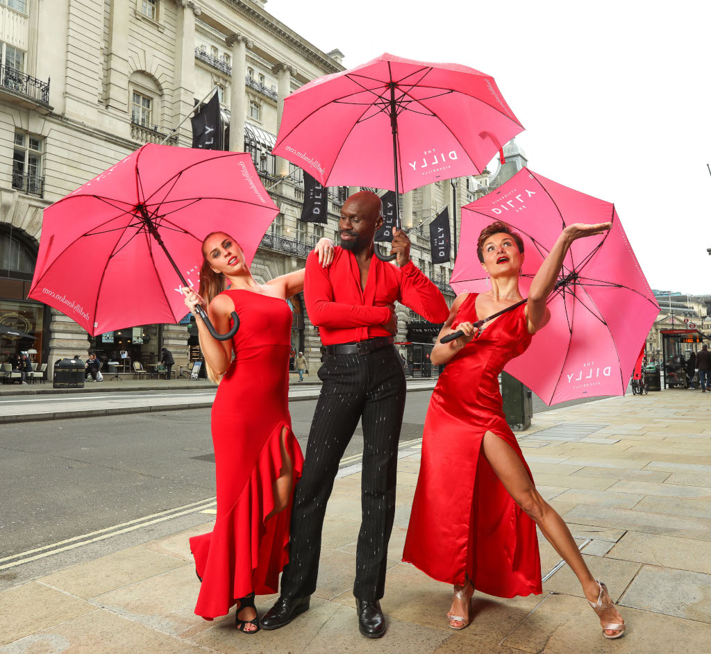 Learn to dance at The Dilly London