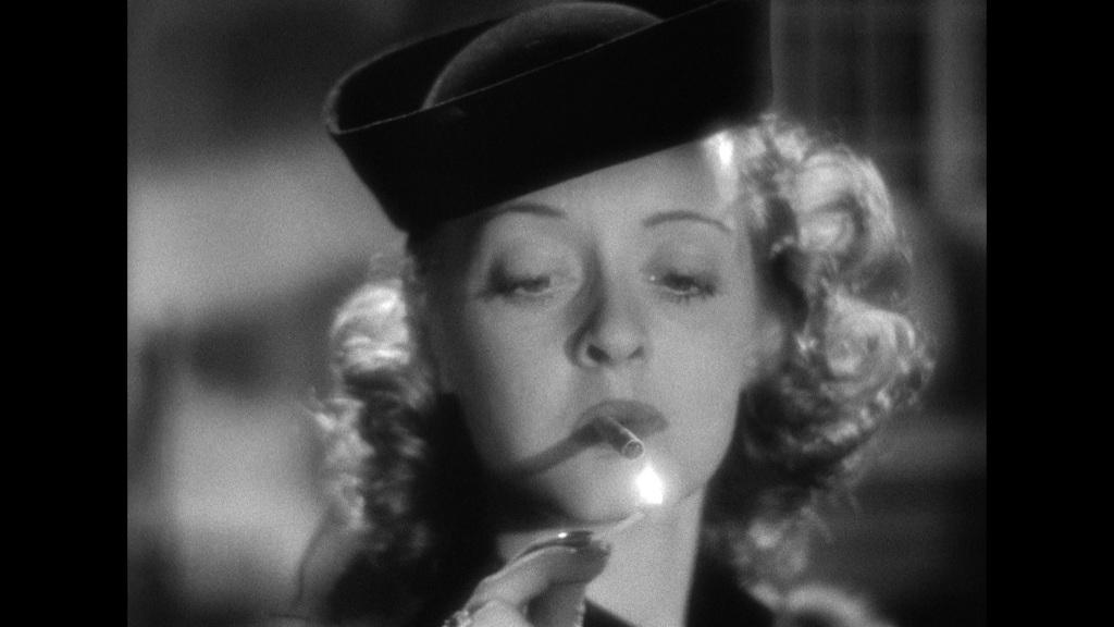 Bette Davis in Dark Victory
