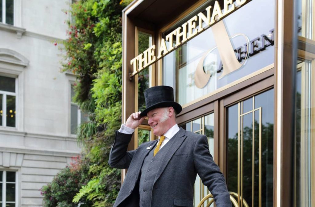 Tinseltown at The Athenaeum Hotel London