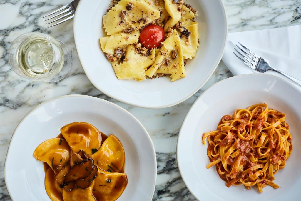 Tavolino Tower Bridge Italian Restaurant