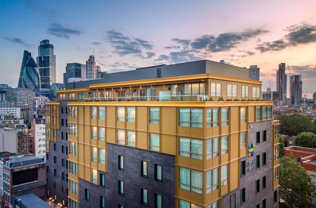 Hyatt Place Opens in East London