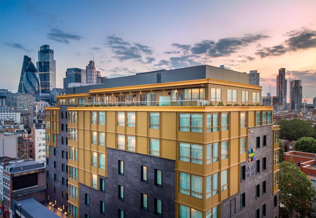Hyatt Place London City East - external view