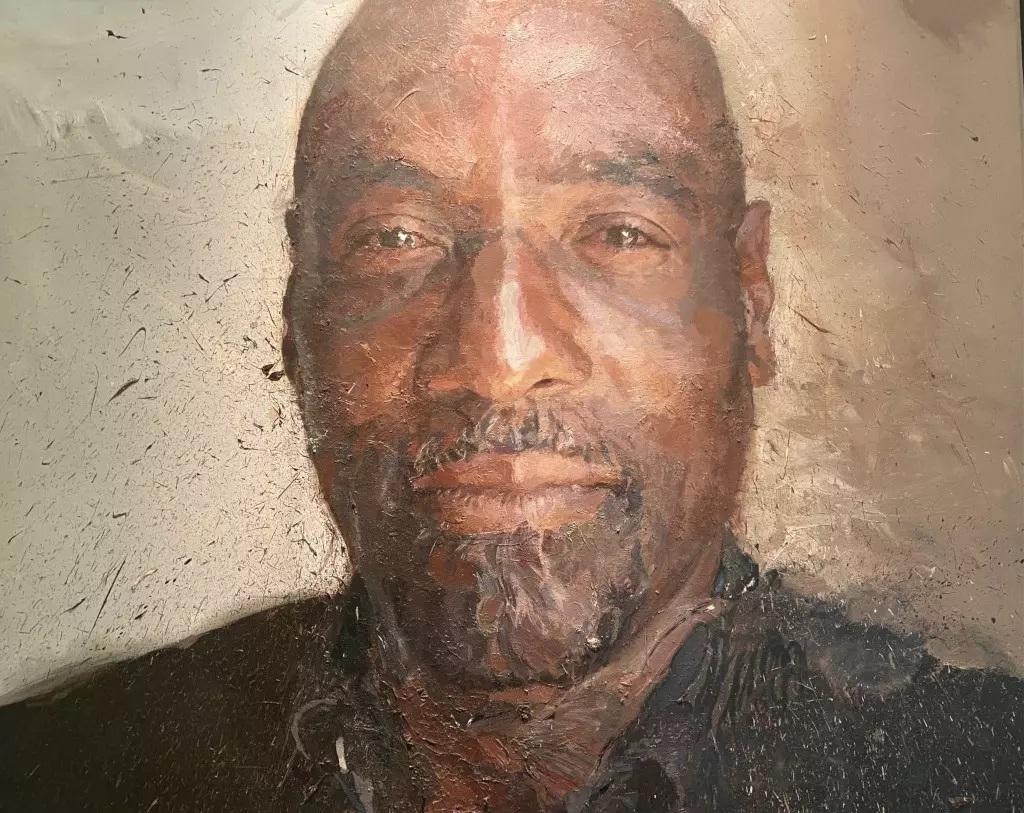 Portrait of Si Viv, photo Mark Bibby Jackson