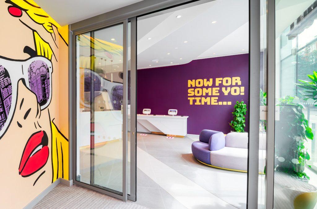 Tech-savvy YOTEL London Gets Thumbs Up