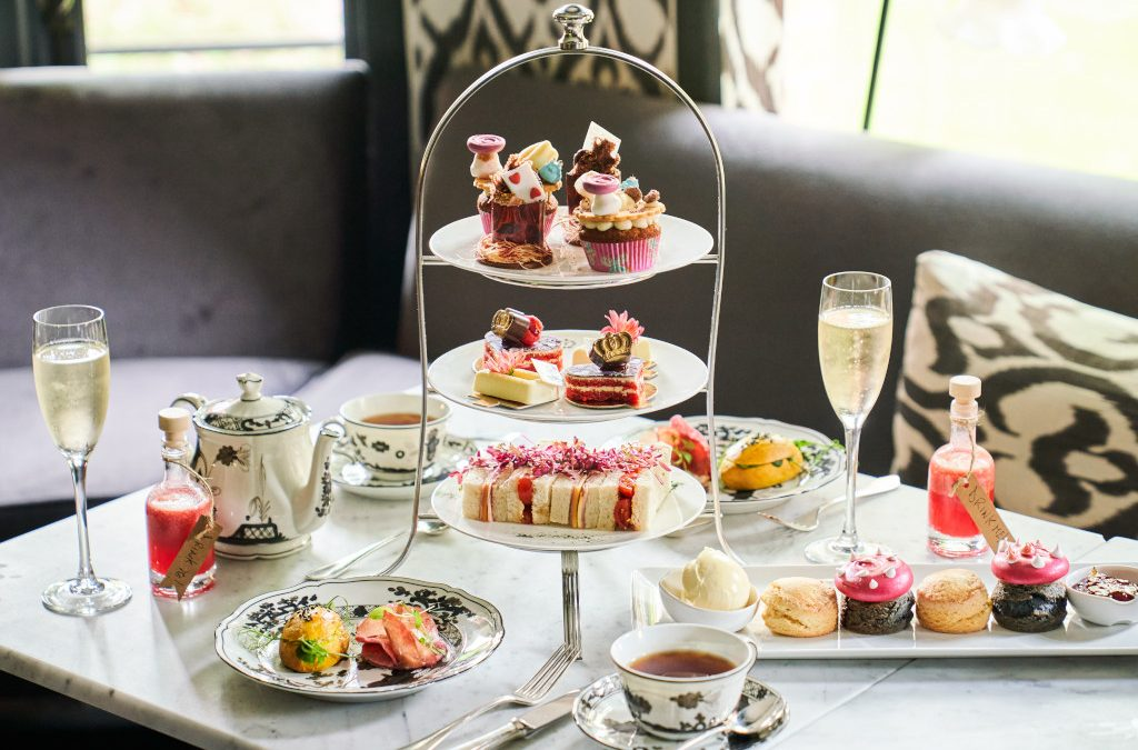 The Alice at The Franklin Afternoon Tea