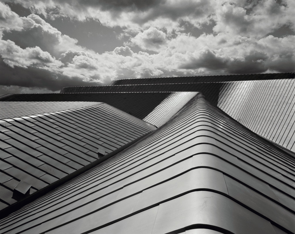 Zaha Hadid Architects, Riverside Museum of Transport, Glasgow, United Kingdom, 2010