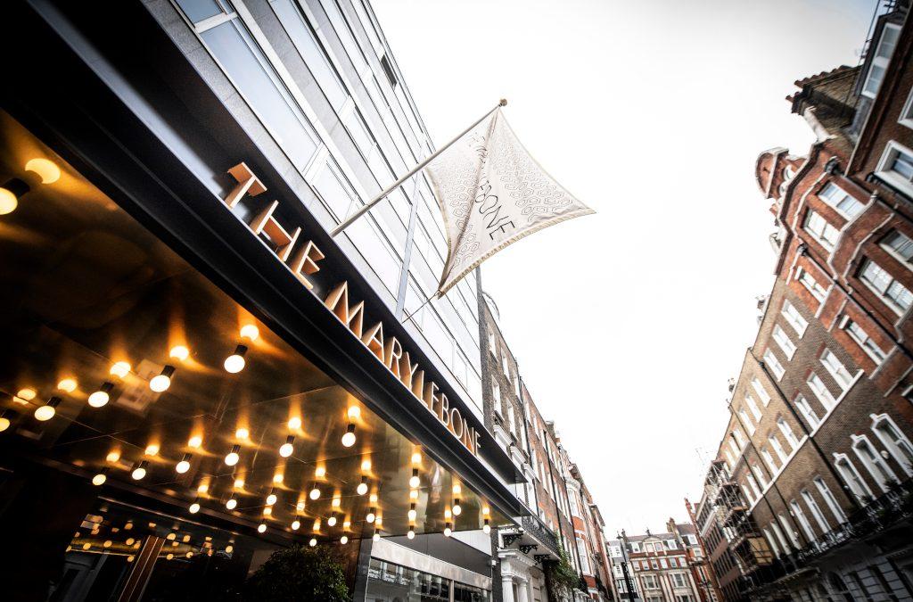 The Marylebone Hotel: a Capital Base
