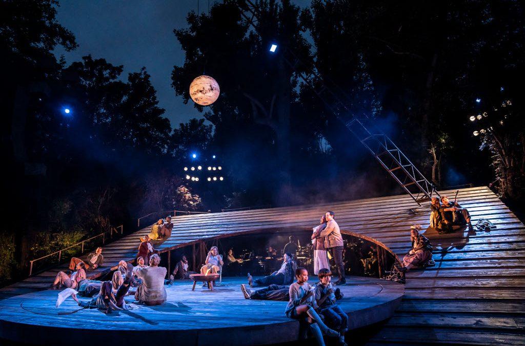 Carousel, Regent's Park Open-Air Theatre