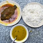 Wonderful Bangledeshi food at Bismillah Hotel